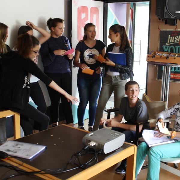 SMC+ an der Heinrich-Schickhardt-Schule in Bad Boll