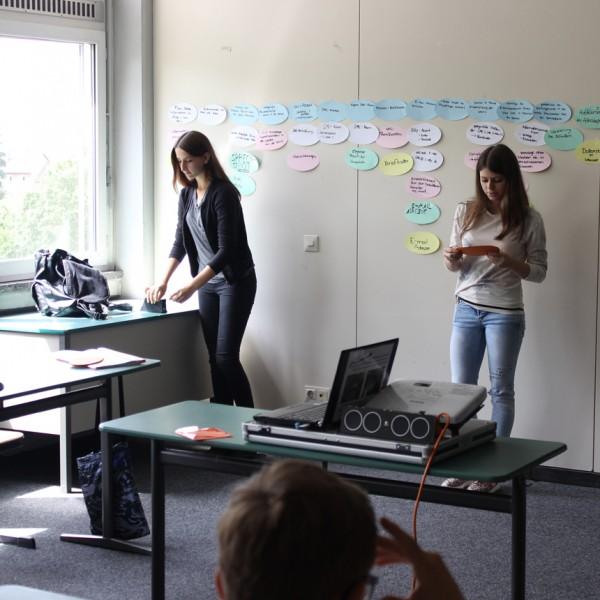 Die SMC's am Elly-Heuss-Knapp-Gymnasium in Stuttgart Bad-Cannstatt