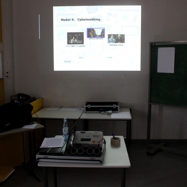 Videoclip-Präsentation