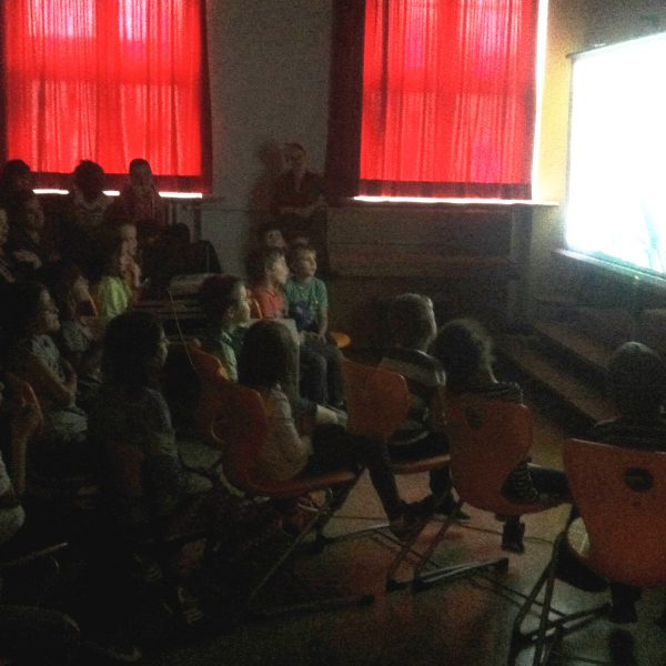 Aktive Medienarbeit: Filmpremiere an der Schwabschule (Juli 2017)