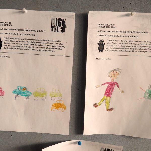 Arbeit mit den DigiTales im Unterricht - Ergebnisse einer Gruppenarbeit